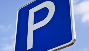 Parkering-skylt