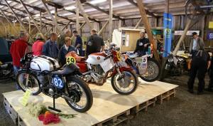 Bondens Dag 2009 - MC-utställning